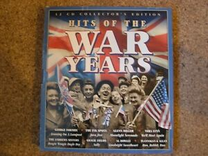 Hits of the War Years 12 cd Collectors Edition