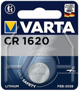 VARTA CR1620 3V Lithium Battery - BRAND NEW AND SEALED!