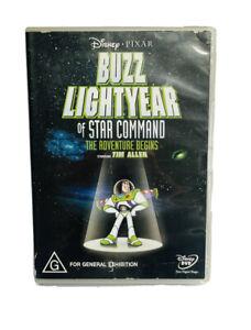 Buzz Lightyear Of Star Command (DVD, 2001)