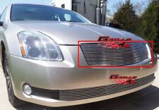 Fits 2004-2006 Nissan Maxima Main Upper Billet Grille Insert