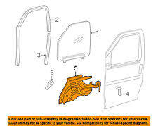 GM OEM-Window Lift Regulator Left 12377235
