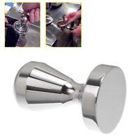 Stainless Steel Coffee Tamper Maker Grinder Coffee Bean Handmade Pressing Tool