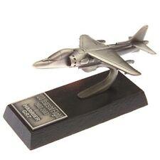 Harrier GR7 Desk Model  - Pewter