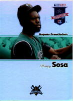 2008 TRISTAR PROjections Reflectives Green #244 Henry Sosa /50 - NM-MT