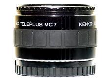 Kenko AF 7 Element 2x Teleconverter Lens 8 pins Minolta Maxxum /Sony A900