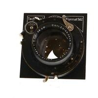 Vintage Carl Zeiss Jena 36cm (360mm) f/7.7 Goerz Dagor in Compound Shutter - UG