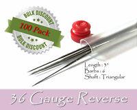 36 Gauge reverse felting needles - Wholesale