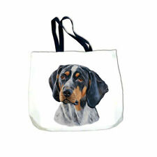 Blue Tick Coon Hound Tote Bag