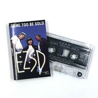 E.Z.S.D. EZSD Game Too Be Sold Cassette Tape 1994 Rap Hip-Hop Rare