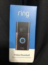 New Sealed 2020 Ring 1080P Video Doorbell 2nd Gen B08N5Nq69J Venetian Bronze
