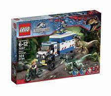 Raptor Rampage LEGO Jurassic World 75917 Building Kit NEW !!!