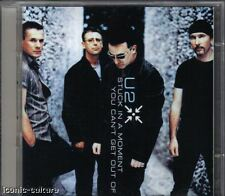U2 - Stuck In A Moment You Can't Get Out Of - UK CD1