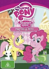 My Little Pony: Friendship is Magic (Season 2, Vol 2) - Parties NEW R4 DVD