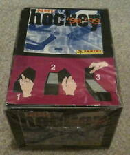 1998 Panini NHL Hockey Stickers Factory Sealed Box 100