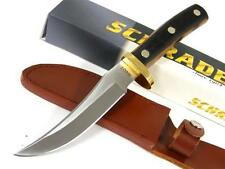 SCHRADE Old Timer MOUNTAIN LION Knife + Sheath! 160OT