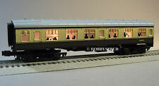 LIONEL ALBERT HALL ILLUMINATED PASSENGER CAR o gauge train 6-81279 coach W80521
