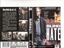 Blind Hate-1990-Corbin Bernsen-Movie-DVD