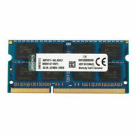 1x 8GB 8GB DDR3 1333 RAM for HP EliteBook 8770w (Quad Core) Kingston PC3-10600S