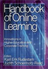 Handbook of Online Learning: Innovations in Higher Education and Corpo-ExLibrary