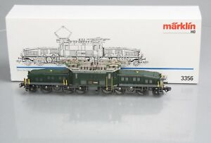 Marklin 3356 HO Scale Crocodile Electric Locomotive LN/Box