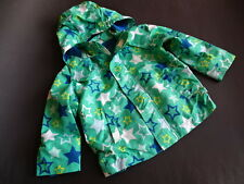 Name It fantastiche Giacca Verde di transizione giacca leggera imbottitura con stelle tg. 92