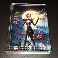 Nightmare Before Christmas Jack GLOW IN THE DARK Display Piece or Paperweight