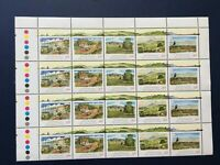 1989 The Pastoral Era - Sheet of 25 Fresh mint never hinged. Very collectable.