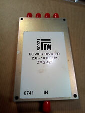 POWER DIVIDER TRM - microwave rf microonde
