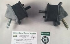 Bearmach Land Rover  300 TDi & TD5 Gearbox Mounting Rubbers ANR3200 & 3201