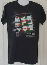 T Shirt Marillion : Best Sounds Tour Latin America 2014  Black Size S