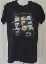 T Shirt Marillion : Best Sounds Tour Latin America 2014  Black Size S
