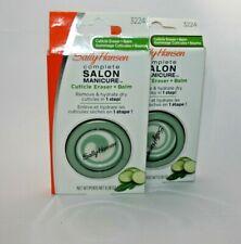 2 Sally Hansen 3224 Sally Hansen Eraser Balm Moisturize Remove Dry Cuticles