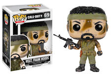FUNKO POP GAMES CALL OF DUTY #69 MSGT. FRANK WOODS VINYL (MUDDY) FAST POST 🎨