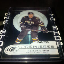 RIELLY SMITH #26 RC ICE PREMIERES /999 ROOKIE 2012 13 MINT COMBINED S&H