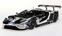 2019 Ford GT Chip Ganassi Team UK #66 24Hrs of Le Mans 1:18 Top Speed LE MIB