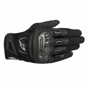 ALPINESTARS SMX-2 AIR CARBON V2 LEATHER MOTORCYCLE GLOVE LARGE AS356771701060