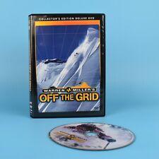 Warren Miller's Off The Grid - Collector's Edition Deluxe DVD - Millers