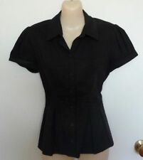 Women's Cap Sleeve Machine Washable Tops and Blouses