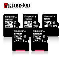 Kingston flash Memory card 256GB SDHC SDXC TF Card Class 10 Micro SD Card Origin