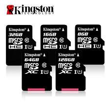 Kingston 16GB Memory Card Flash card Class10 Micro SD Card C10 SDHC SDXC TF Card