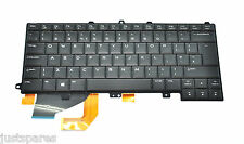 Genuine Alienware 14 UK English QWERTY Backlit Keyboard K3VD4