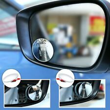 Toter Winkelspiegel(2pcs)Rimless HD Glass Wide Angle 360°Convex Mirror Rear View