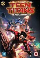 Teen Titans Judas Contract [DVD + Digital Download] [2017] [DVD][Region 2]