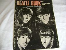 THE BEATLE BOOK OF RECORDED HITS, SOUVENIR SONG ALBUM
