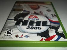 NHL 2005 Game For Xbox