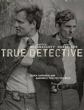 True Detective: The Complete First Season (DVD) HBO Original 3-Disk Set