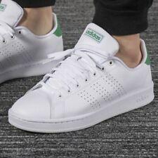 Adidas Stan Smith Men'sWhite Leather Trainers Shoes Uk 13.5 Eu 49.5