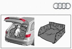 Original Audi A4 Avant Gepäckraumauskleidung /Kofferraummatte -Schutzmatte
