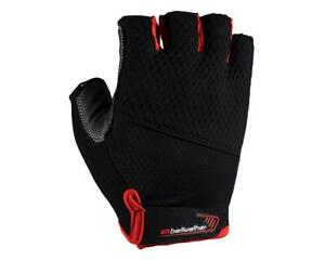 Bellwether Gel Supreme Gloves (Ferrari Red/Black)
