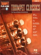 Trumpet Classics Play-Along Trompete Noten mit Download Code